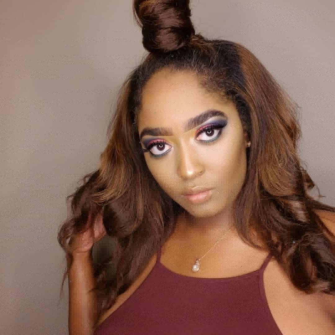 Exotica Beauties Makeup - Hair Exotica